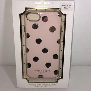 iPhone 7 Sugar Paper Heavy Duty Case